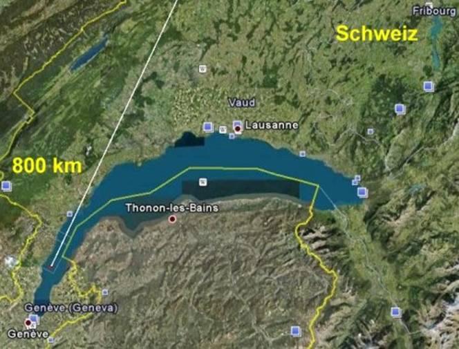Schweiz ley linien karte Ley Linien